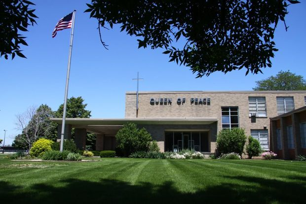 Queen of Peace High School in south suburban Burbank announced plans to close Wednesday. The all-girls Catholic high school has just 288 students this year, according to a letter from its president.