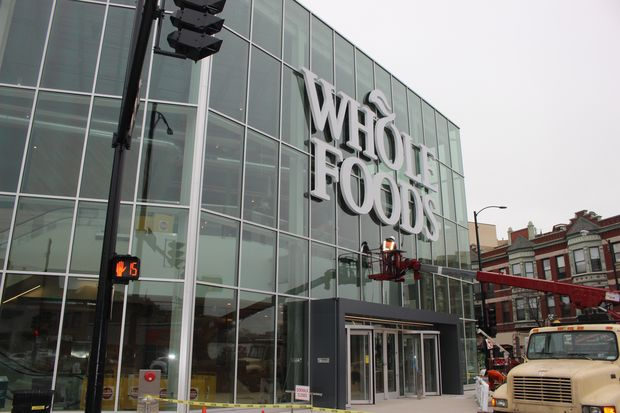 Whole Foods will open its second-largest Chicago store at the corner of Lincoln, Ashland and Belmont in two months.