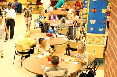 The ARC XVI Senior Center on 4111 Broadway works with approximately 5,000 seniors in the community, according to executive director, Fern Hertzberg.