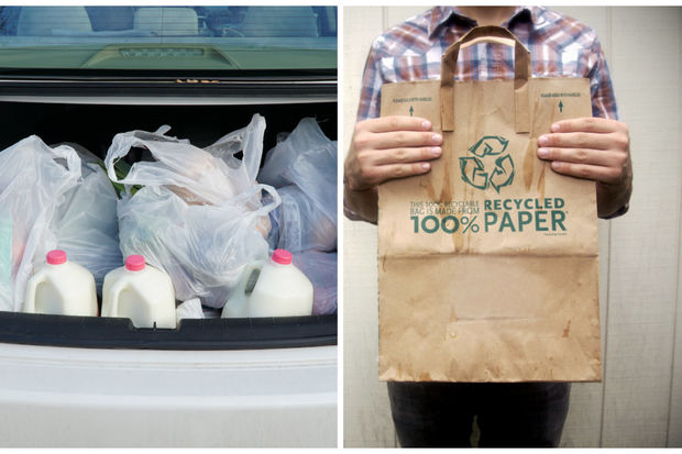 Chicago's 7-cent bag tax will take effect Wednesday and it applies to all retail bags, both plastic and paper.