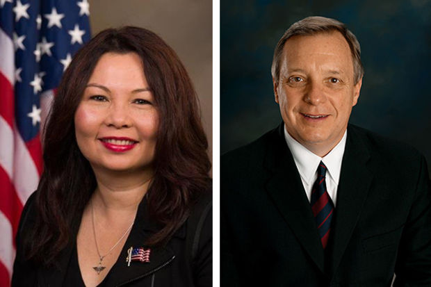 DNAinfo is keeping track of how Illinois' Democratic senators, Tammy Duckworth and Dick Durbin, vote on President Donald Trump's Cabinet.