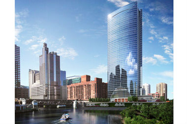 Gibsons plans to open a steakhouse with Italian influences at River Point Plaza on Lake Street.