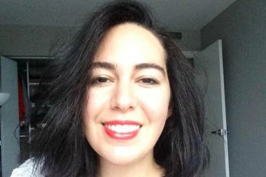 NYU PhD student Narges Bayani was detained at JFK on Saturday.