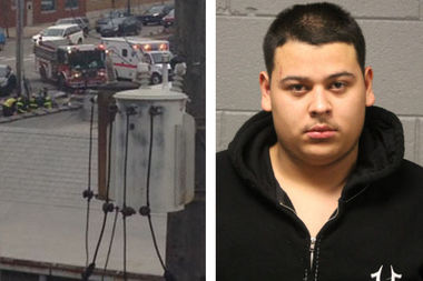Yonatan Monrroy-Madrid, 19, is charged in a fatal West Town crash.