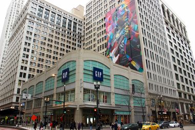 This Gap store at 35 N. State St. will close next month. Could a high-rise replace it?