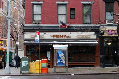 Pony Bar to Reopen as Hellcat Annie's Tap Room After Renovation, Owner Says