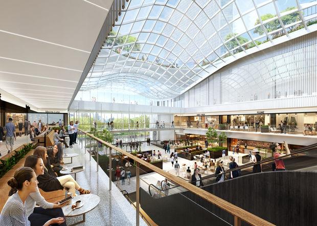 Renderings of new amenities coming to Willis Tower.