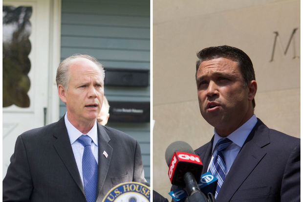 Rep. Dan Donovan announced a series of public meetings with residents as former Rep. Michael Grimm launches a primary campaign against him to win back the seat.