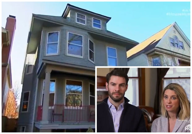 Chris and Jen of Roscoe Village look for a house in the city on