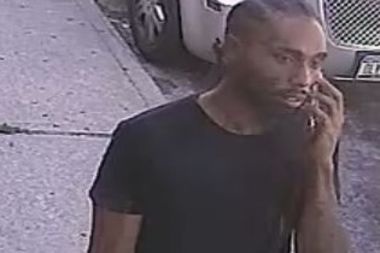 Police need help finding this man who they say sucker-punched an NYPD traffic agent.