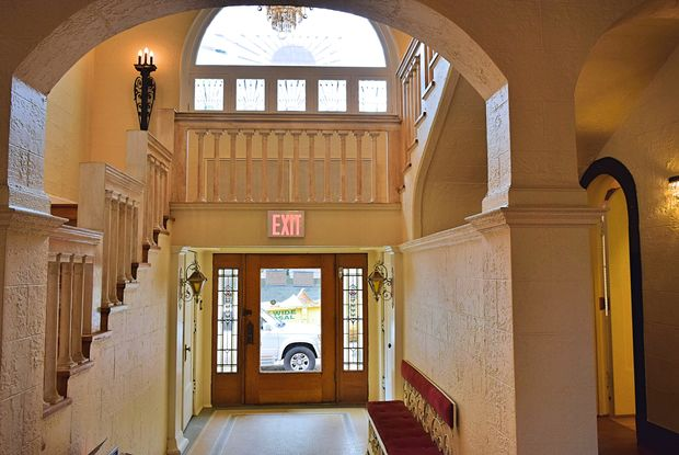 The Colvin House in Edgewater is almost ready to open its doors to the public. Here's a look at the landmark's transformation and preservation.