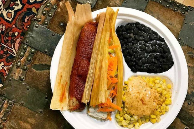 Dia De Los Tamales is moving into Latinicity's shuttered cafe in the Block 37 Pedway.
