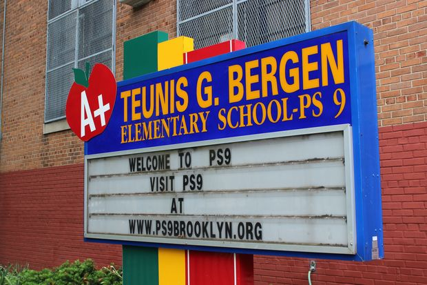 A crash near P.S. 9 in Brooklyn this week has prompted a safety town hall at the school later this month.