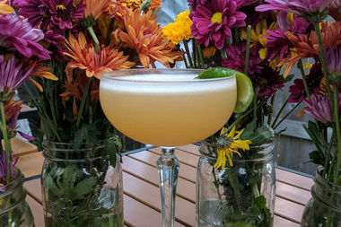 Proceeds from the Duck Inn's new daiquiri will go to Puerto Rico relief efforts.