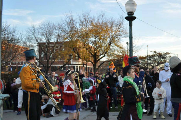 This year's parade is set for 5-7 p.m. Oct. 29.