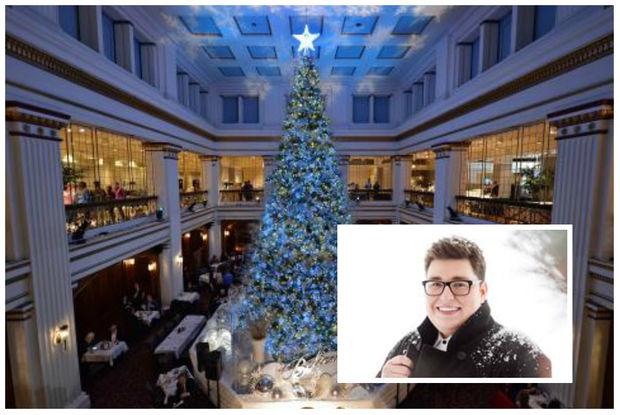 jordan smith of - Macys Christmas Decorations 2017