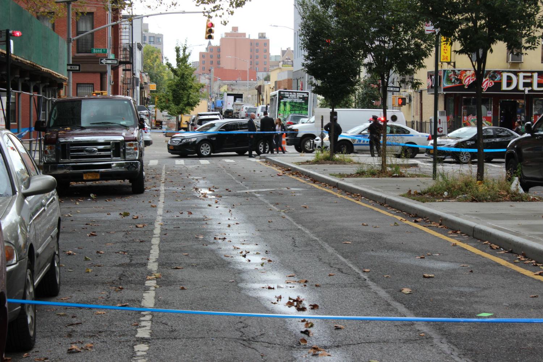 Gowanus Houses Shooting