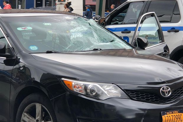 Cyclist Struck by Uber Driver in East Harlem, NYPD Says