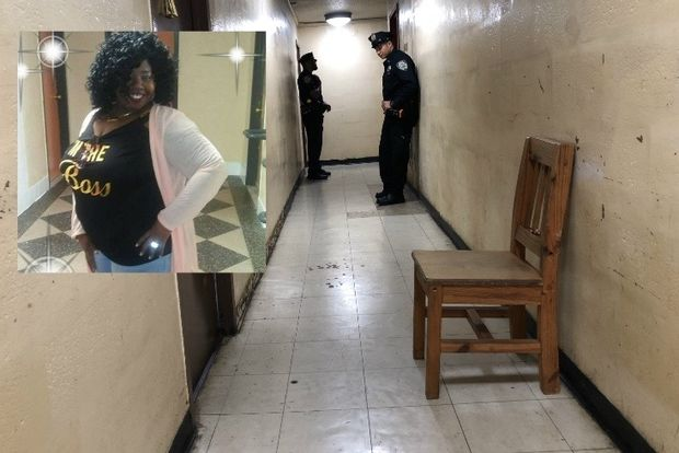 Shymeka Tart, inset,was fatally stabbed in the Coney Island House Wednesday night, police said.