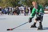 Chicago Blackhawks Hockey Rink Opens At Kennedy Park
