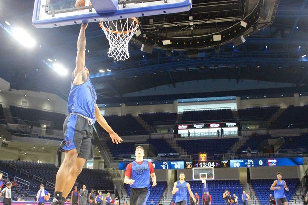 Exterior: DePaul Opens Wintrust Arena 'To Bring Successful
