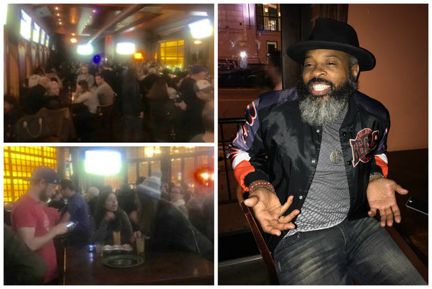 Images from Taven's final night. The bar at 1958 W. North Ave. closed for good on Sunday, October 16, 2017.
