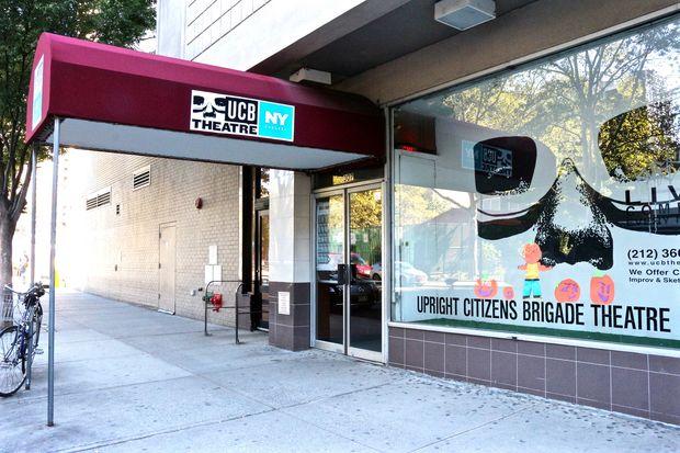 UCB Chelsea at 307 W. 26th St., near Eighth Avenue.