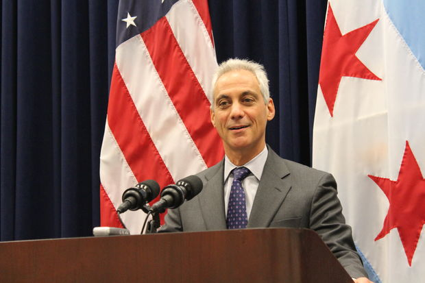 Mayor Rahm Emanuel unveiled his 2018 spending plan Wednesday.