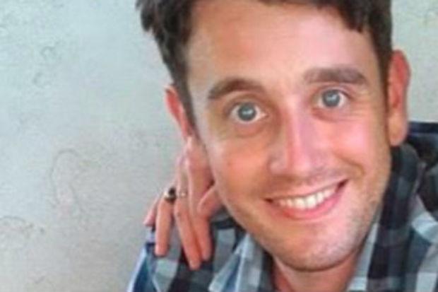 Matthew von Ohlen, 35, was cycling on Grand Street when Juan Maldonado fatally struck him.