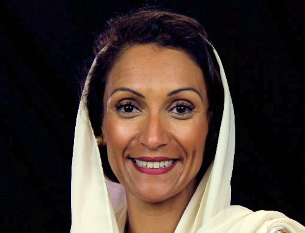 Fatimah Baeshen, the spokeswoman for the Saudi Arabian embassy in Washington, D.C., is a University of Chicago grad.