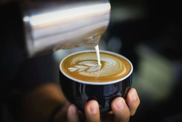 Baristas will be pouring for bragging rights at Friday's friendly latte art competition.