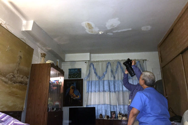 Residents of three Arden Street buildings are suing a landlord who paid $12 million for their homes.
