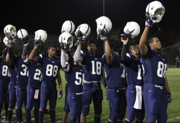The Hope Academy senior football players will be honored Friday despite the cancellation of the game vs. Bishop McNamara High School in Downstate Kankakee.