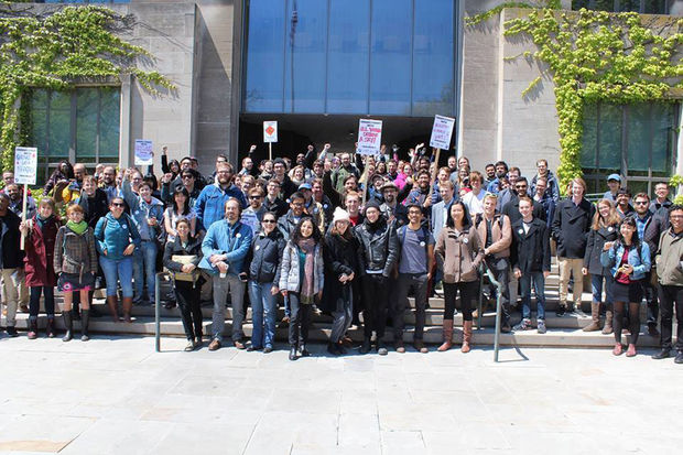 Graduate students this week voted overwhelmingly to unionize at the University of Chicago.