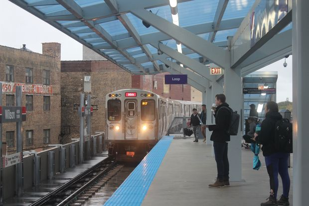 Elevators, a longer platform and Purple Line service are some of the improvements.