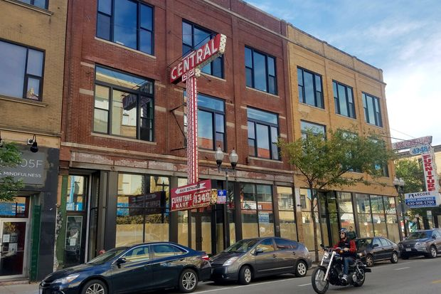 The former Central Furniture Mart at 1348-1350 N. Milwaukee Ave. could be the new home of Double Door.