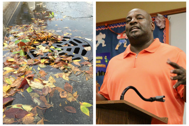 City's Water Commissioner Accidentally Floods His Own