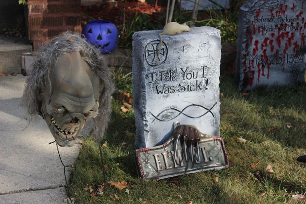 From haunted houses to costumed pet parades, we've got you covered.