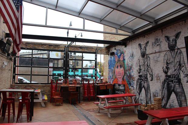 Barn & Company Readies Renovation, Keeps 'Low and Slow ...