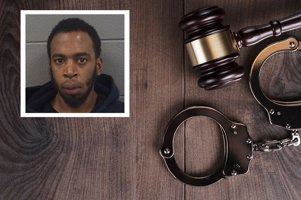 Baron Wheeler, 25, is charged with trying to rape a woman early Sunday on the Far Southeast Side.