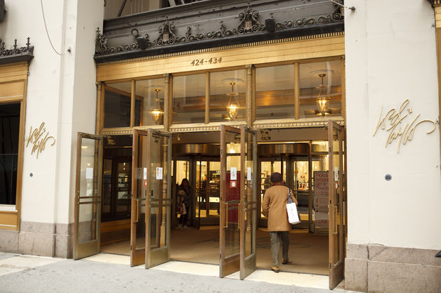 Lord & Taylor's flagship store on Fifth Avenue.