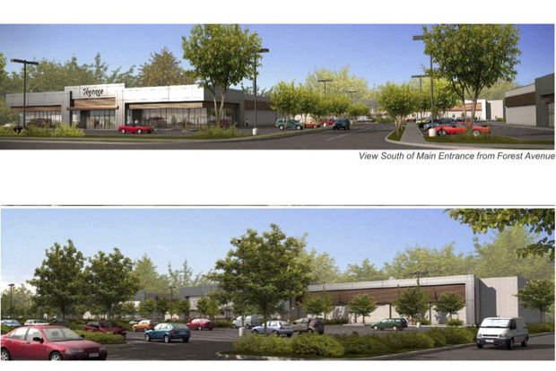 The City Council voted to approve a retail complex on a patch of land residents sought to block over environmental concerns.