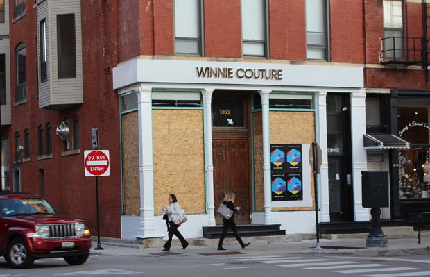 Winnie Couture is opening in a storefront at 1365 N. Wells St.