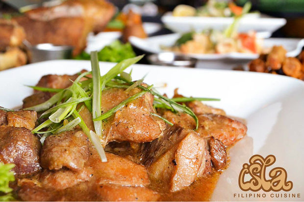 Isla Pilipina, 2501 W. Lawrence Ave., is vying for the title of Best Ethnic Restaurant.