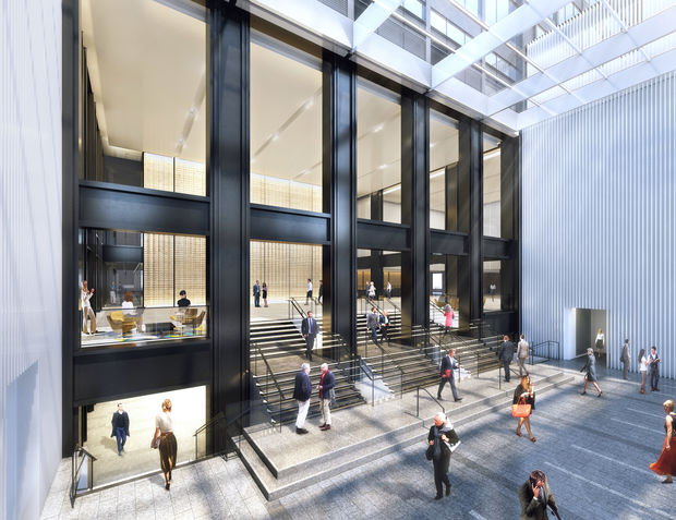 Willis Tower S 500 Million Renovation New Retail