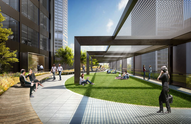 Willis Tower\'s $500 Million Renovation: New Retail, \'Winter Garden ...