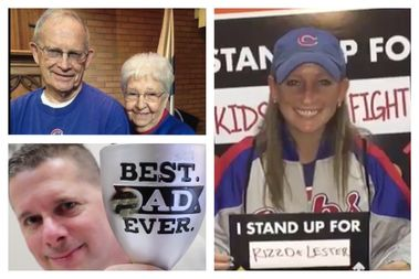 People are nominating loved ones to be World Championship Series ring bearers for the Cubs on April 12.