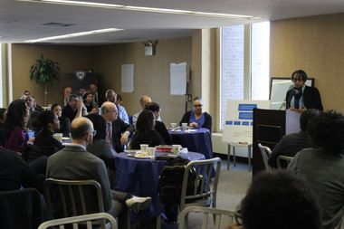 The Northern Manhattan Agenda launched Thursday morning with the support of several community-based organizations, community groups and elected officials.