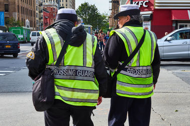 State lawmakers are asking the city to add more school crossing guards in the neighborhood.