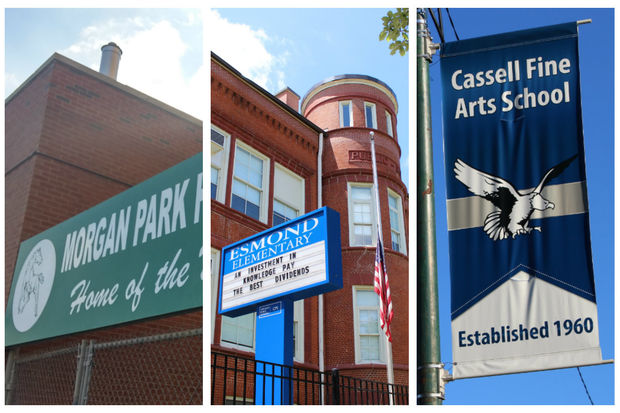 Morgan Park High School and Esmond Elementary School saw the deepest cuts in the latest round of mid-year budget reductions by Chicago Public Schools. Meanwhile, George F. Cassell Fine Arts School in Mount Greenwood saw the smallest reduction in its budget.